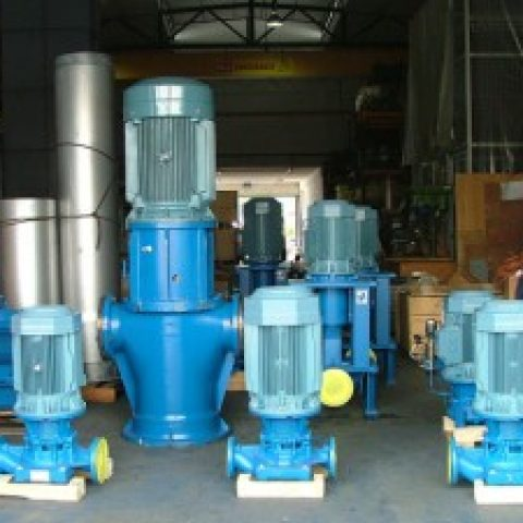Allweiler Seawater Cooling Pump for Marine