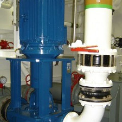 Sea Water Cooling Pump