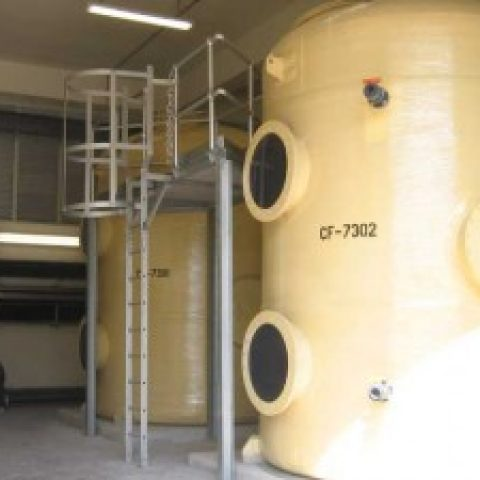 Turnkey Odour Treatment Plant