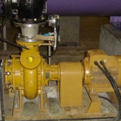 Hidrostal Waste Activated Sludge Pump