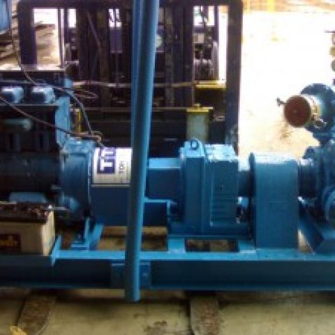 Potable Petroleum Stripping Pump