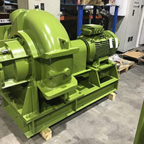 UP Sludge Pumps